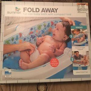 Summer infant bath